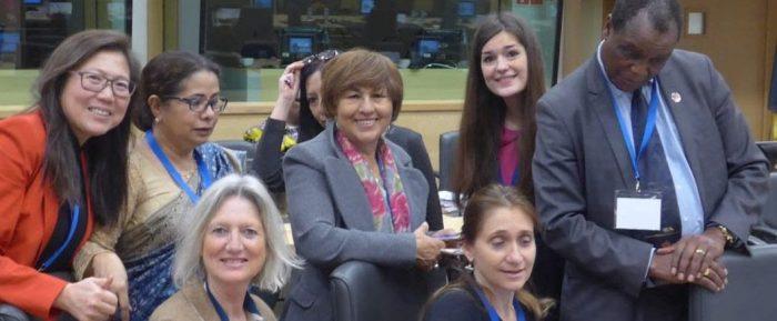 Reunión Mundial Sobre La Educación compromiso desde Bélgica para alcanzar el ODS